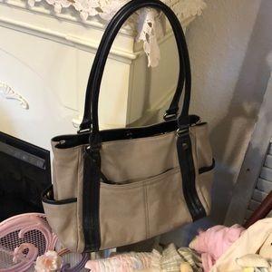 Tignanello Leather Bag Excellent cond!